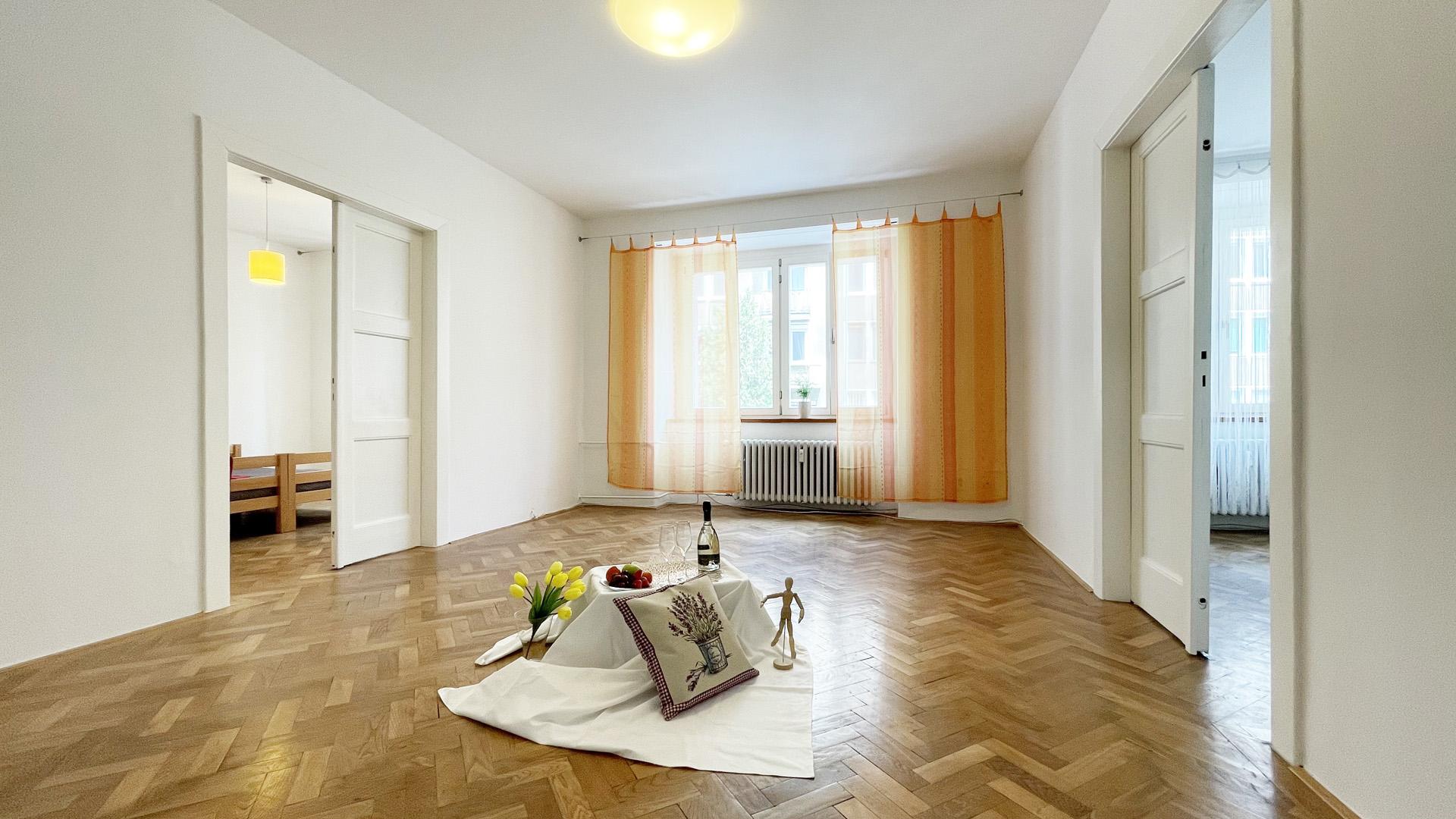 4 izbový byt na prenájom v centre, Bratislava – Staré Mesto
