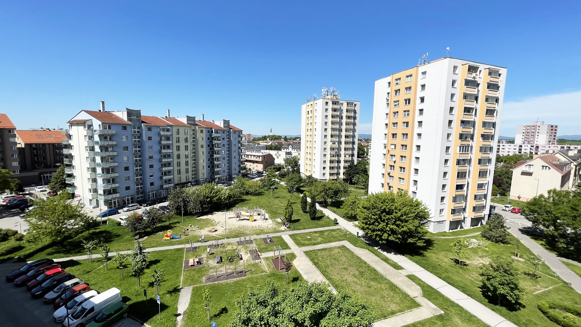 2 izbový byt v centre mesta Senec