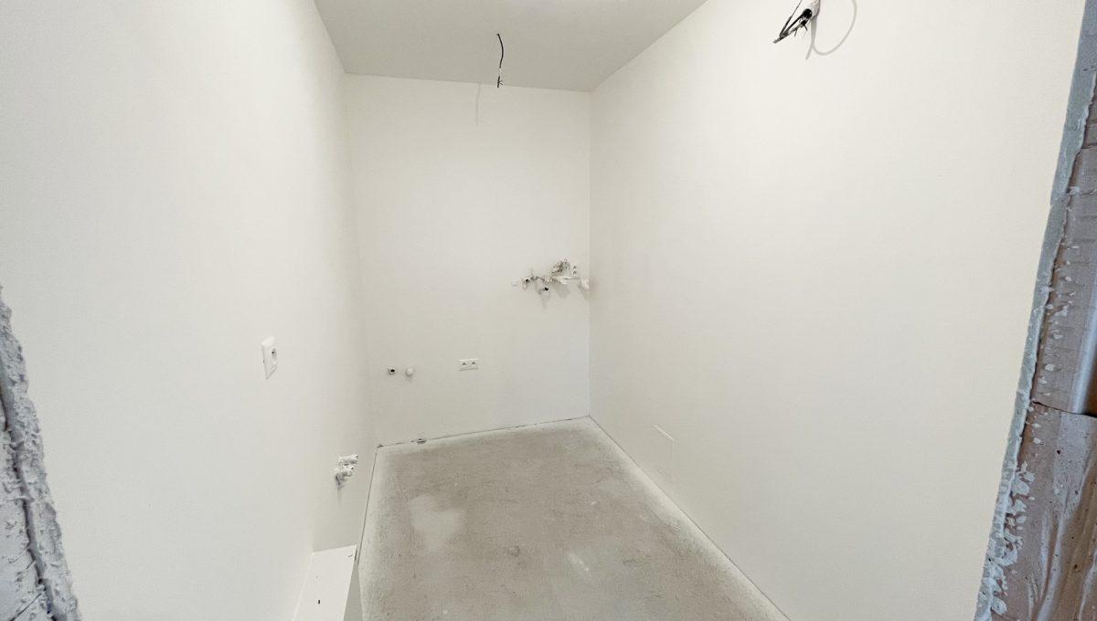 Boldog 4 izbovy rodinny dom pohlad na miestnost pre kotol