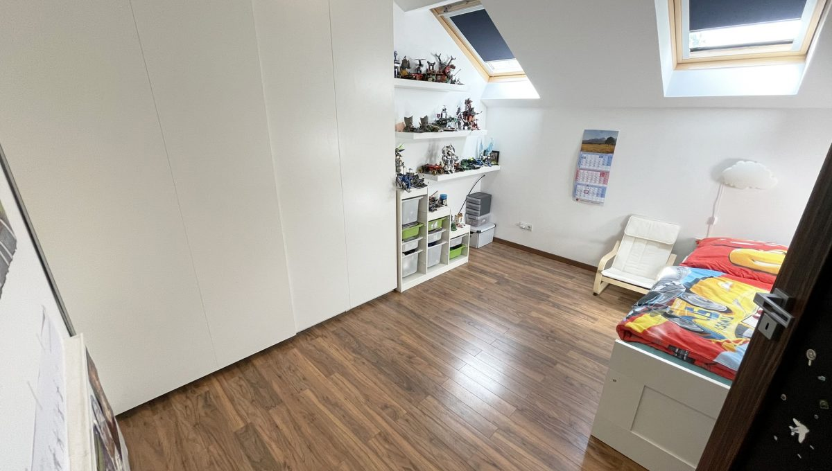 Senec Safarikova Konfido 4 izbovy byt na predaj pohlad na detsku izbu