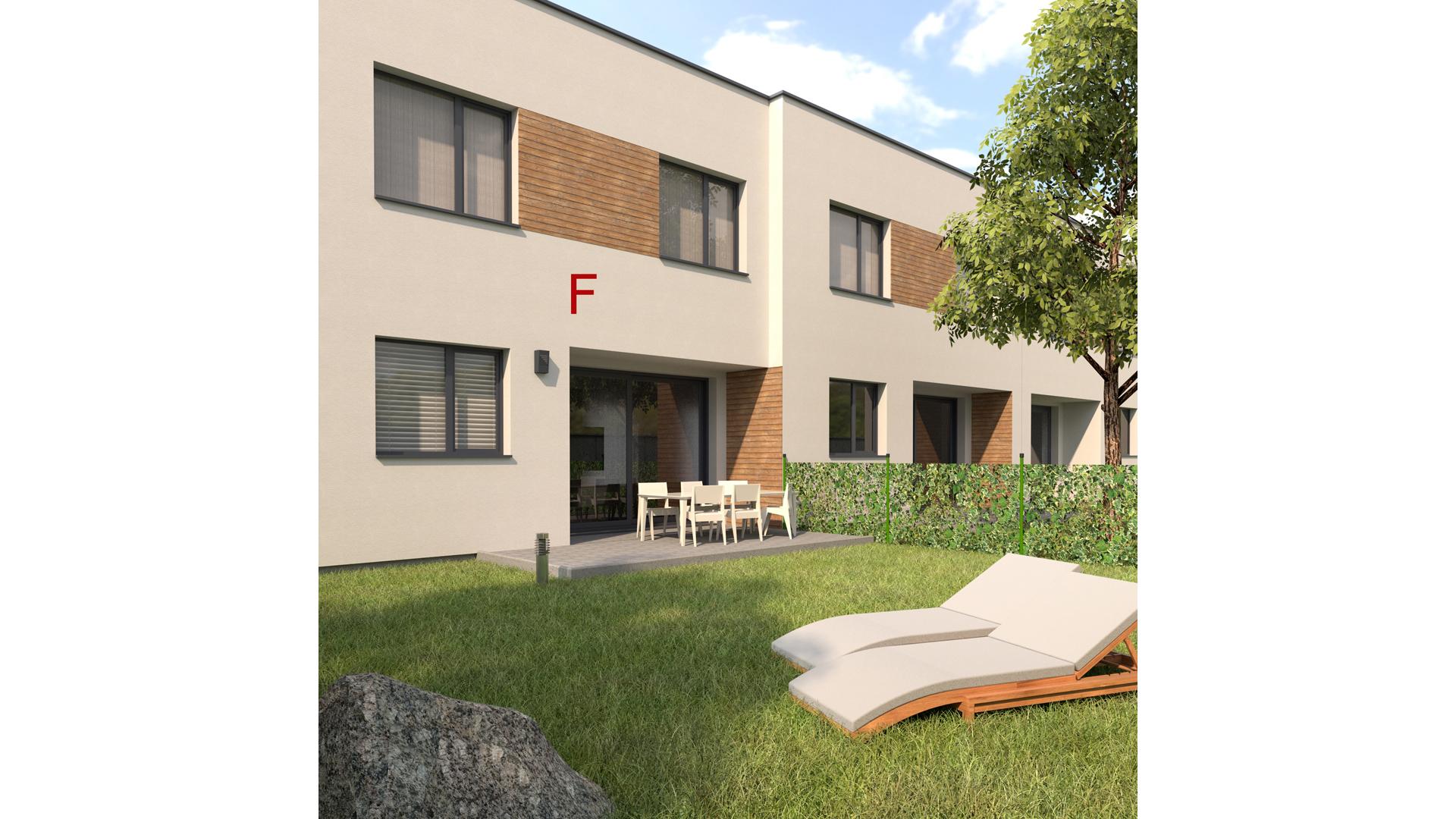 5 izbový rodinný dom, holodom, novostavba v Bernolákove – PREDANÉ