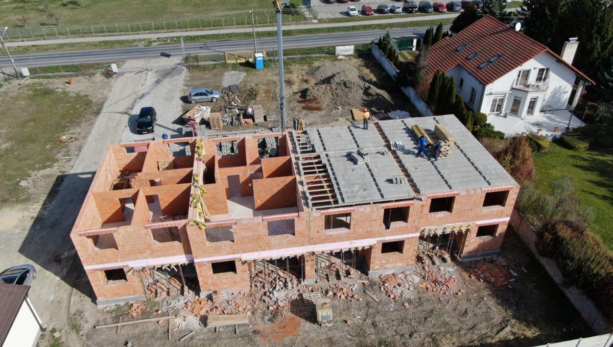 Bernolakovo 04 Konfido novostavba 3 izbovy byt na predaj pohlad na stavbu prveho podlazia celej stavby