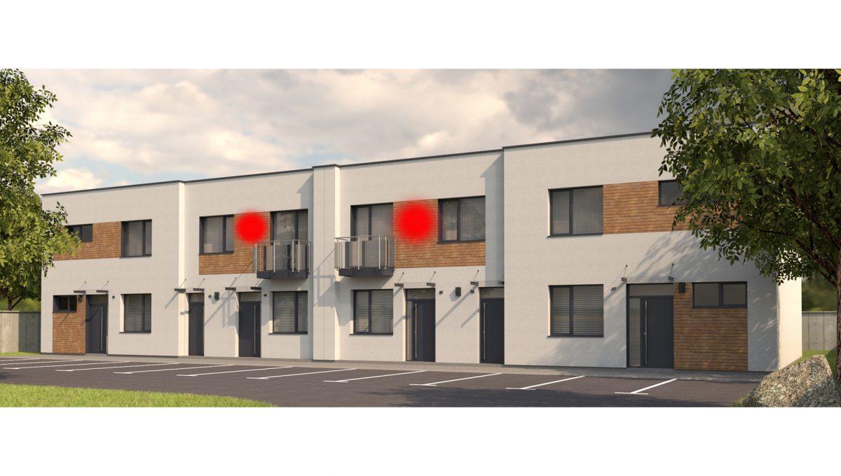 Bernolakovo 11 Konfido novostavba 3 izbovy byt na predaj dom s bytmi a parkovacie miesta