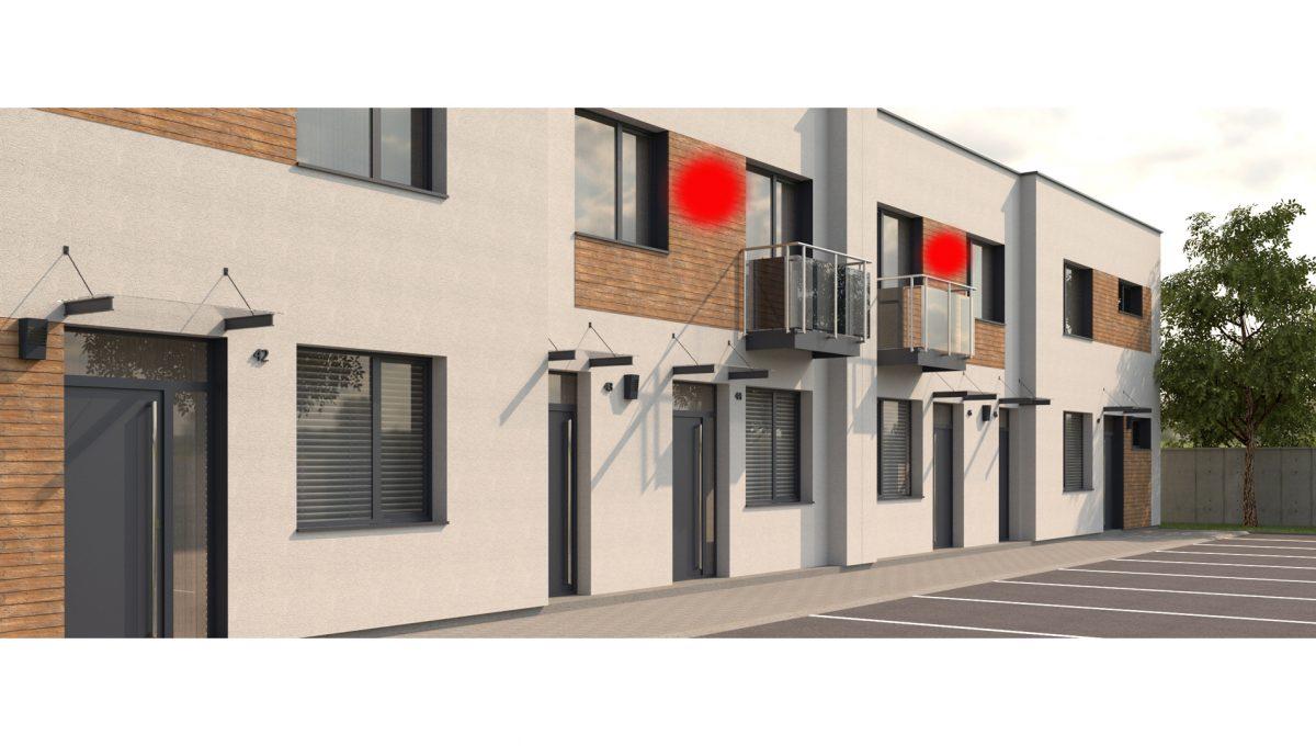Bernolakovo 12 Konfido novostavba 3 izbovy byt na predaj dom s bytmi