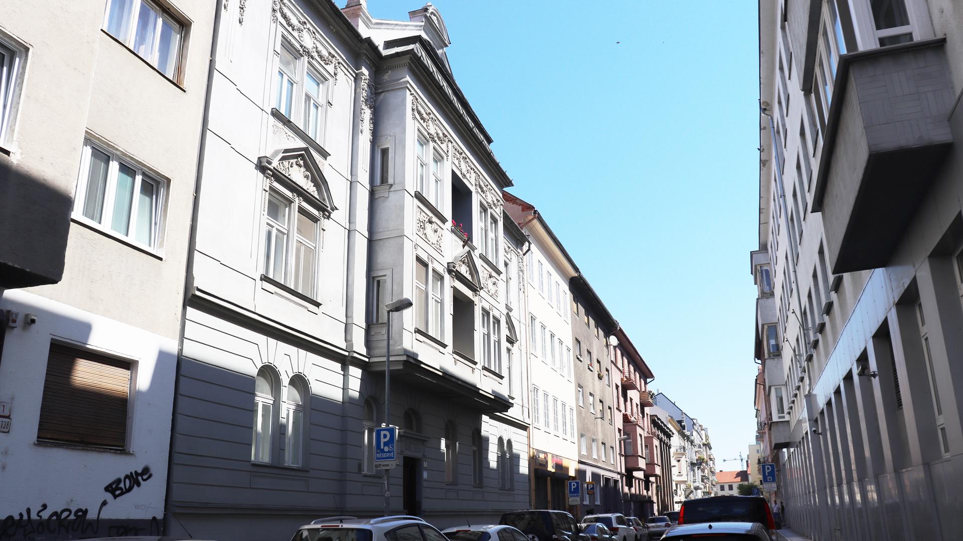 4 izbový byt v centre, Bratislava – Heydukova ulica