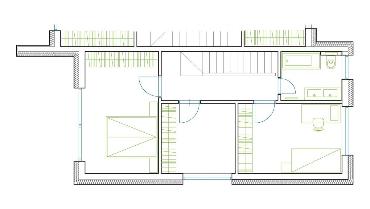 Hruba-Borsa-08-Konfido-predaj-dvojdom-novostavba-4-izbovy-rodinny-dom-pri-golfovom-ihrisku-podorys-poschodia