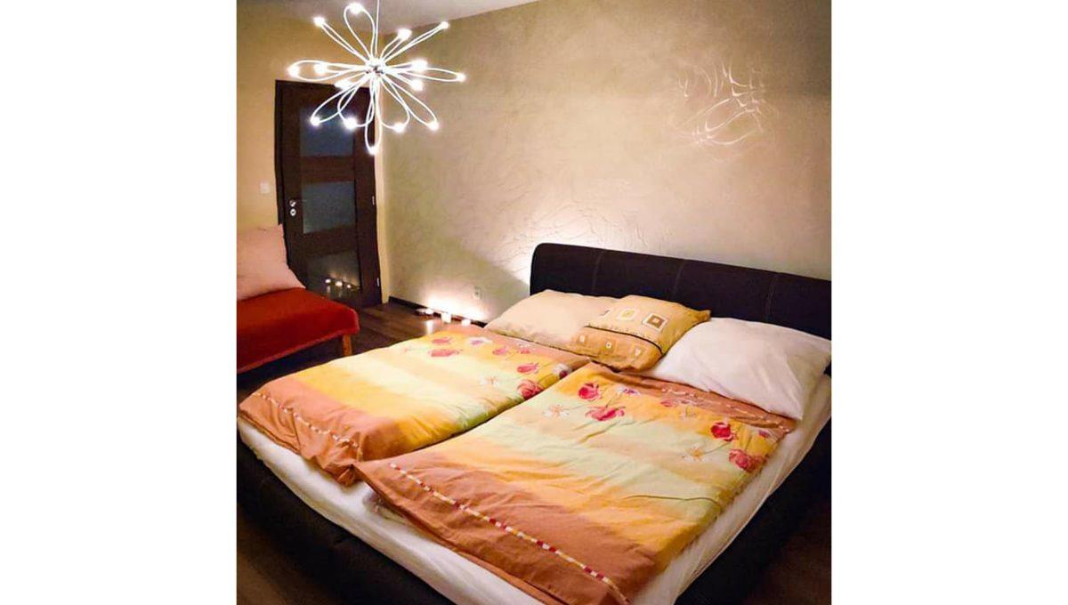 Miloslavov Kbyt03 2 izbovy byt spalna