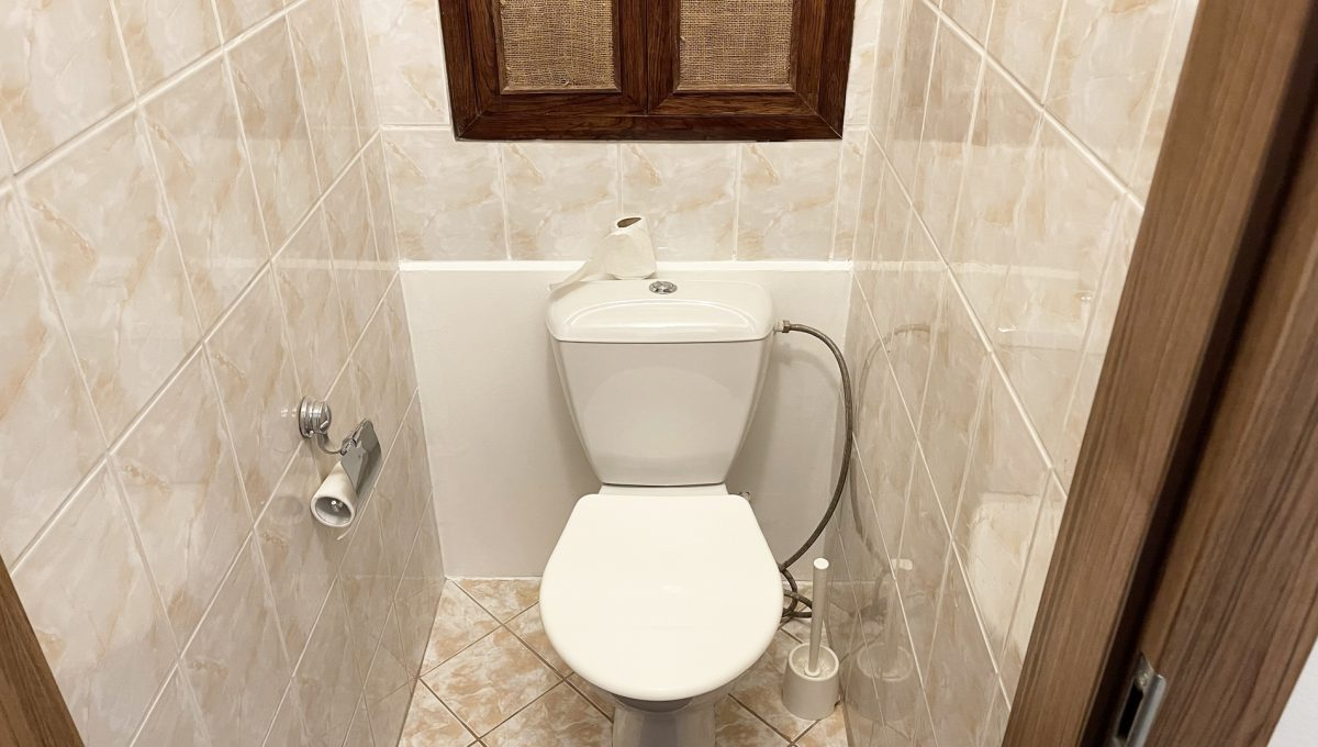 Senec Namestie 1 maja 3 izbovy byt na predaj pohlad na samostatnu toaletu