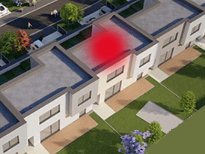 Senec Zahradky dom4 nahlad Konfido 4 izbovy rodinny dom na predaj holodom volny
