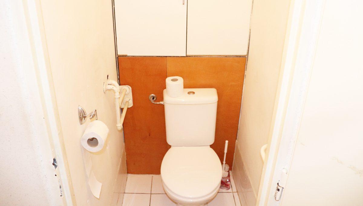 Zvolen 12 na predaj 3 izbovy byt ulica Janka Krala pohlad na samostatnu toaletu