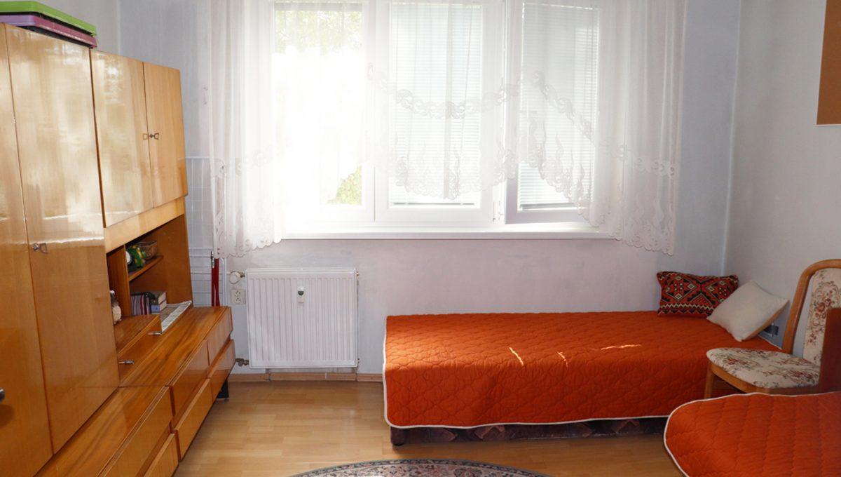 Zvolen 16 na predaj 3 izbovy byt ulica Janka Krala pohlad na izbu
